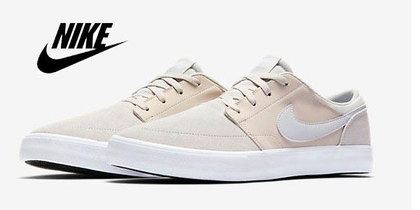 Zapatillas Nike SB Solarsoft Portmore II para hombre en oferta en la web de Nike
