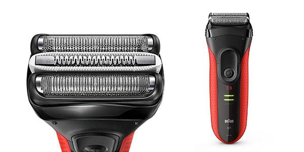Afeitadora eléctrica Braun Series 3 ProSkin 3030s en color rojo al mejor  precio en Amazon 9562353b0a4f