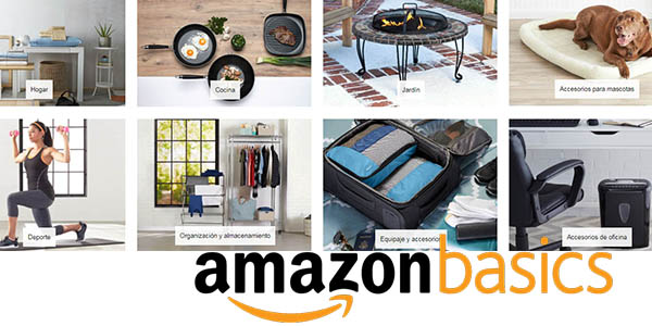 Amazon Prime Day 2017 descuentos productos AmazonBasics