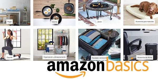 Amazon Prime Day 2017 descuentos productos AmazonBasics