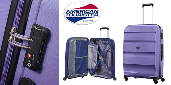 American Tourister Bon Air Maleta grande rígida barata