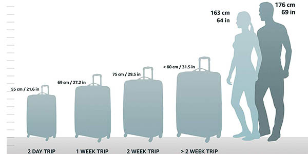 American Tourister Bon Air tamaño L chollo