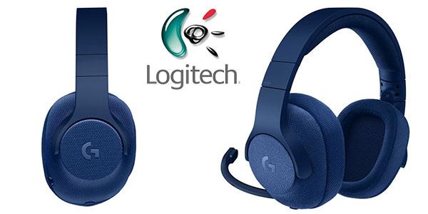 Chollazo Auriculares Gaming Logitech G433 Con Sonido 7 1