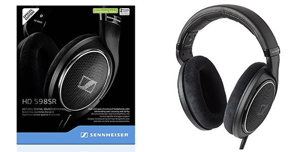 Auriculares HiFi Sennheiser HD 598SR
