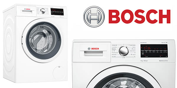 Bosch WAT28491ES lavadora 9 Kg carga frontal oferta