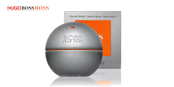 Eau de toilette Boss in Motion vaporizador de 90 ml chollo en Amazon