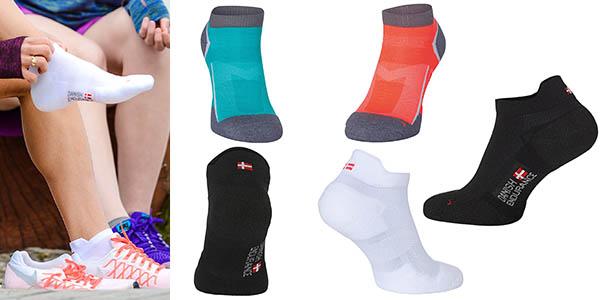 calcetines cortos para running y deporte pack 3 pares gran relación calidad-precio