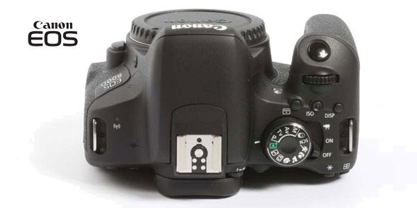 Cámara Canon EOS 800D barata en eBay