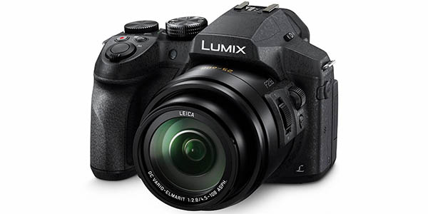 Cámara Bridge Panasonic Lumix DMC-FZ300EG-K