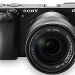 Cámara Sony Alpha A6300 + objetivo 16-50MM