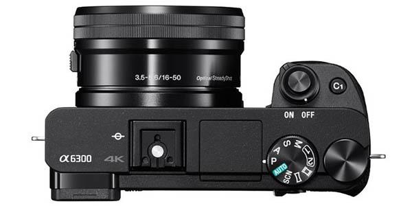 Sony Alpha A6300 barata