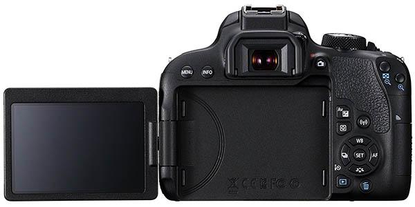 Cámara Canon EOS 800D + EF-S 18-55mm en eBay