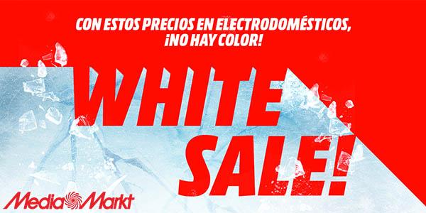Catálogo Media Markt White Sale