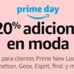 Descuento moda Amazon Prime Day