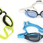 Gafas de natación Michael Phelps Xceed amarillo azul blanco al mejor precio