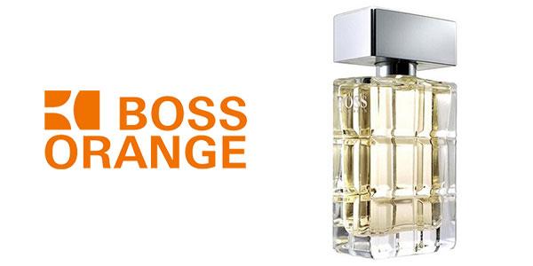 Eau de toilette Hugo Boss Orange para hombre al mejor precio