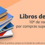 código descuento libros de texto Amazon