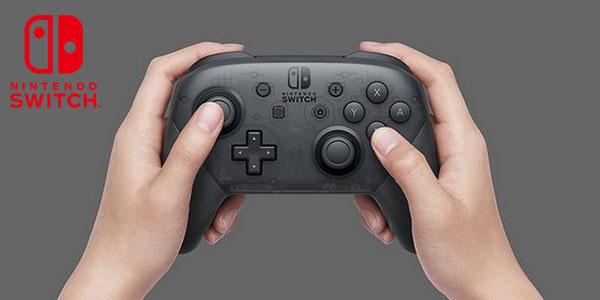 Mando Pro Controller de Switch al mejor precio del mercado
