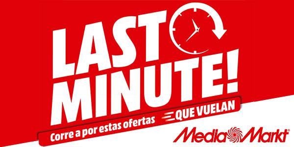 Media Markt catálogo de ofertas Last Minute