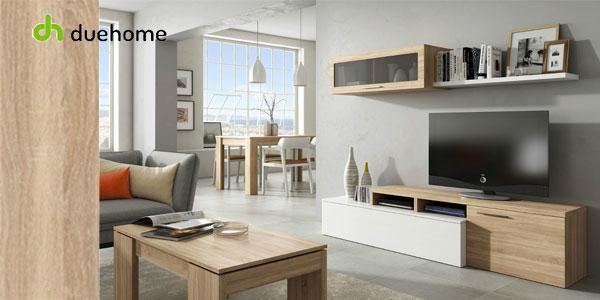 Chollo mueble de comedor o sal n moderno nexus compuesto for Muebles comedor por modulos