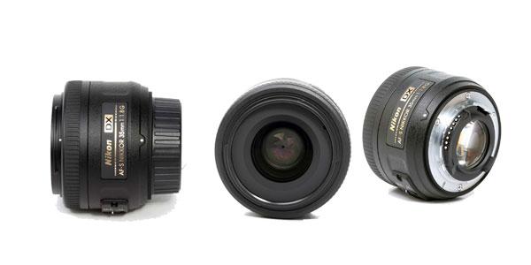 objetivo Nikon AF-S Nikkor DX 35mm 1.8 G chollazo en eBay