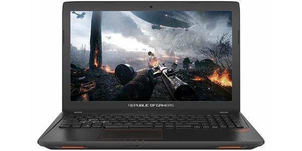 Portátil gaming Asus ROG Strix GL553VD-DM078