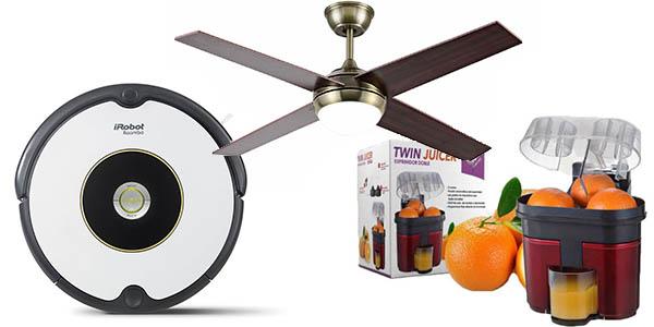 promoción pequeño electrodoméstico en eBay agosto 2017