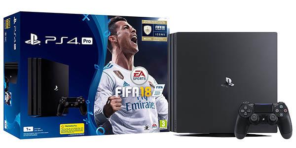 PlayStation 4 Pro + FIFA 18
