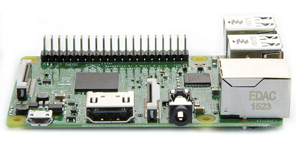 Raspberry Pi 3 Modelo B barata