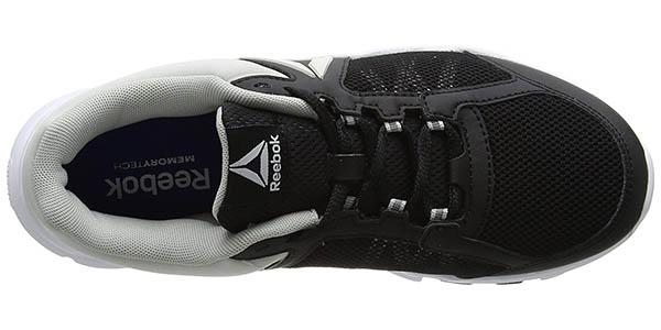 Zapatillas Reebok por la parte superior