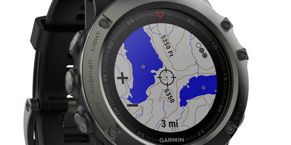Reloj Garmin Fēnix 5X Zafiro barato