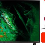 Smart TV LG 60UJ630V