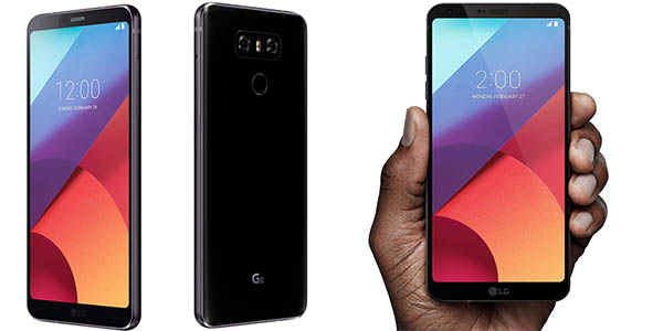 Smartphone LG G6 barato