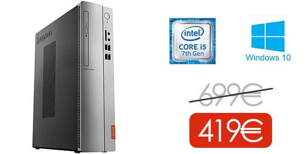 Sobremesa Lenovo Ideacentre 510S-08IKL