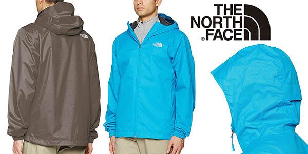 The North Face Quest chaqueta impermeable para hombre barata