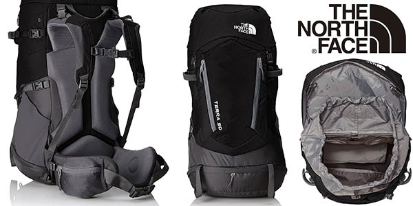 The North Face Terra 50 mochila de senderismo barata