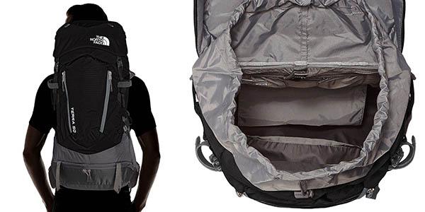 The North Face Terra 50 mochila para viajes con gran relación calidad-precio