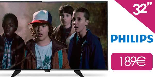 """TV LED Philips 32PFH4101 de 32"""" Full HD"""