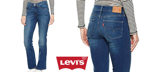01edcd5adcd Chollo Pantalones Levi s 315 Shaping Boot para mujer por sólo 39