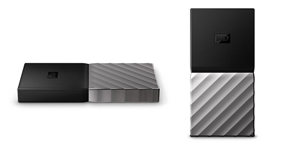 Disco duro My Passport SSD de 256 GB barato en Amazon