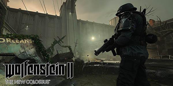 Wolfenstein II: The New Colossus barato