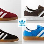 Zapatillas Adidas München en 5 colores rebajadas en la web de Adidas