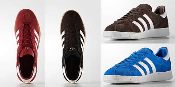 Zapatillas Adidas München por sólo 69,96</p>                     </div> <!--bof Product URL --> <!--eof Product URL --> <!--bof Quantity Discounts table --> <!--eof Quantity Discounts table --> </div> </dd> <dt class=