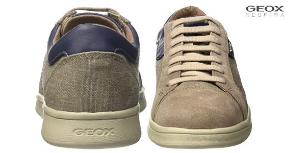 Zapatillas deportivas para hombre Geox U Warrens chollazo en Amazon