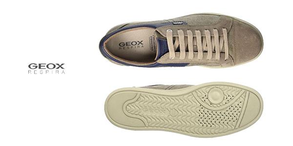 Zapatillas deportivas para hombre Geox U Warrens baratas en Amazon