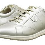 Zapatillas Geox D52H5A00085 color plata chollo en Amazon