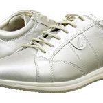 Zapatillas Geox D52H5A00085 color plata chollo en Amazon