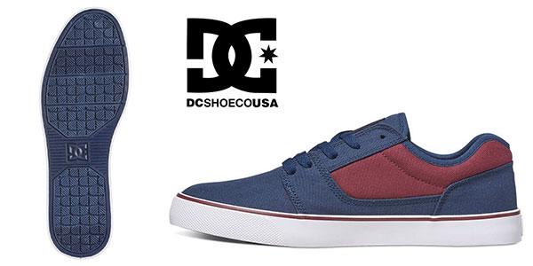 Zapatillas casual DC Tonik TX para hombre al mejor precio