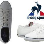 Zapatillas baratas de lona Le Coq Sportif Slimset Cvs para hombre