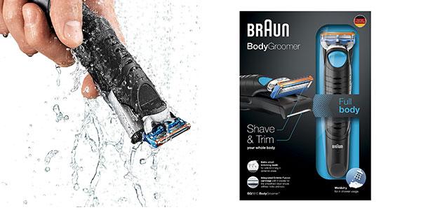 Depiladora corporal Braun BG 5010 al mejor precio